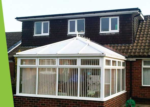 Intex projects - conservatory